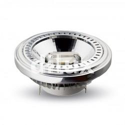 V-Tac VT-1110 Lampadina LED Faretto AR111 G53 15W 20° - SKU 4084 | 4062 | 4061