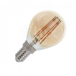 V-Tac VT-1953 Lampadina LED Mini-Bulbo Ambrata E14 4W - SKU 4499