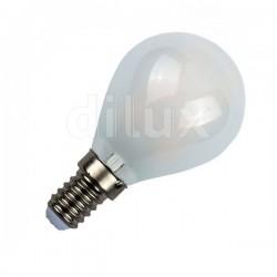 V-Tac VT-1835 Lampadina LED Filamento Frost Mini-Bulbo E14 4W - SKU 44921 | 44931 | 44941