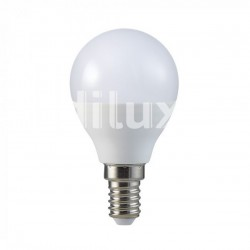 V-Tac VT-2043 Lampadina LED Mini-Bulbo E14 3W - SKU 7199 | 7200 | 7201