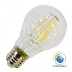 V-Tac VT-1885D Lampadina LED E27 Filamento Classic Bulbo 4W Dimmerabile - SKU 4364