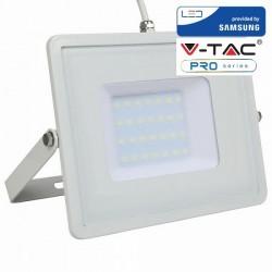 V-Tac PRO VT-30 Faretto LED da Esterno 30W Bianco CHIP SAMSUNG - SKU 403 | 404 | 405