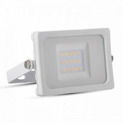 V-Tac VT-4911 Faro LED Ultra Slim 10W Bianco - SKU 5771 | 5772 | 5773