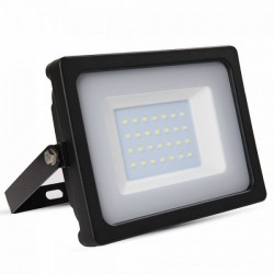 V-Tac VT-4933 Faro LED Ultra Slim 30W Nero - SKU 5813 | 5814 | 5815