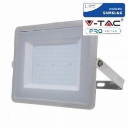 V-Tac VT-100 Faretto LED da Esterno 100W Grigio CHIP SAMSUNG - SKU 472 | 473 | 474