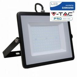 V-Tac VT-100 Faretto LED da Esterno 100W Nero CHIP SAMSUNG - SKU 412 | 413 | 414