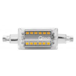 Qtech Lampadina LED Lineare R7s 78mm 5W