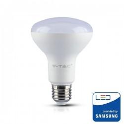 V-Tac PRO VT-280 Lampadina LED E27 Spot Reflector R80 10W CHIP SAMSUNG - SKU 135 | 136 | 137