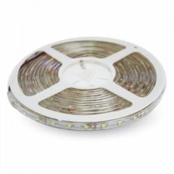 V-Tac Striscia LED 3528 Impermeabile IP65 7.2 W/mt. 120 LED/mt. IP20 5 METRI - SKU 2038 | 2037 | 2044