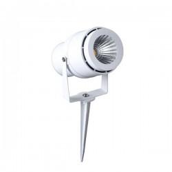 V-Tac VT-857 Faretto LED da Giardino 12W con Picchetto Colore Bianco - SKU 7547 | 7548 | 7549