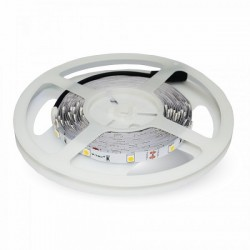 V-Tac Striscia LED 5050 Multi-Color RGB 4,8W/mt. 30 LED/mt. IP20 5 METRI - SKU 2124