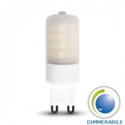 V-Tac VT-2083D Lampadina LED G9 3W DIMMERABILE - SKU 7253 | 7254 | 7255