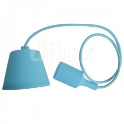 Lampada Sospensione V-Tac Pendant  Light Blue