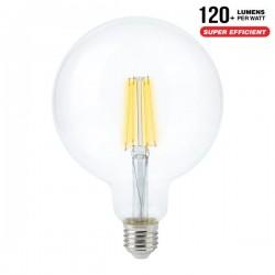 V-Tac VT-2143 Lampadina LED E27 Filamento Globo G125 12.5W - SKU 7453 | 7454 | 7455