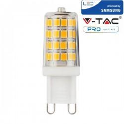 V-Tac PRO VT-204 Lampadina LED G9 3W CHIP SAMSUNG - SKU 246 | 247 | 248