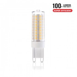 V-Tac VT-2177 Lampadina LED G9 5W - SKU 7432 | 7433 | 7434
