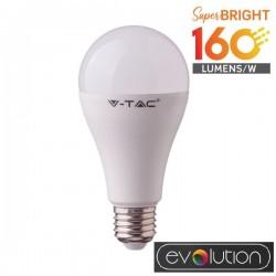 V-Tac Evolution VT-2315 Lampadina LED E27 Classic Bulbo 15W High Lumen - SKU 2812 | 2813 | 2814