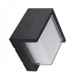 V-Tac VT-827 Lampada Led da Parete 12W Forma Quadrata - SKU 8539 | 8540
