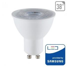 V-Tac PRO VT-291 Lampadina LED GU10 Faretto Spotlight 8W CHIP SAMSUNG - SKU 875 | 876 | 877