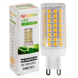 Silvanylux Lampadina LED G9 12W