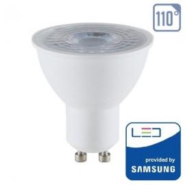 V-Tac PRO VT-292 Lampadina LED GU10 Faretto Spotlight 8W 110° CHIP SAMSUNG - SKU 872 | 873 | 874