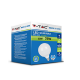 Scatola V-Tac VT-1884D Lampadina LED Globo G120 E27 13W Dimmerabile