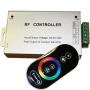 V-Tac VT-2405 Radio Controllo per Strisce LED RGB con Telecomando Touch - SKU 3312